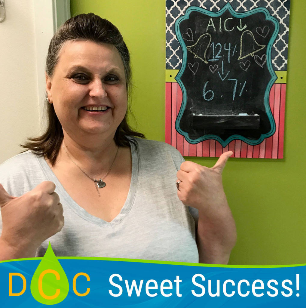 Sweet Success - Diabetes Care Center