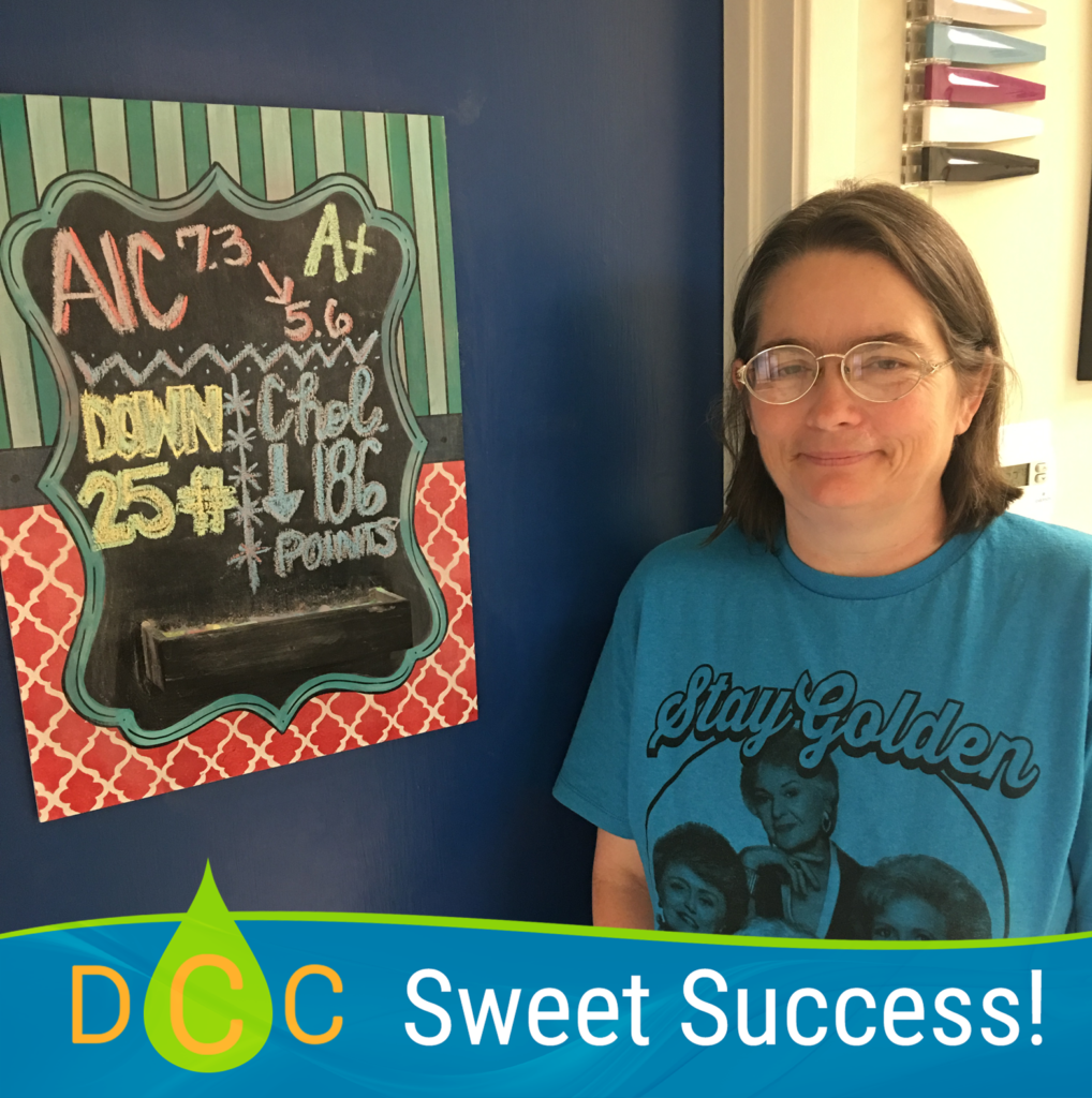 Lorri Matthews | Diabetes Care Center - Sweet Success